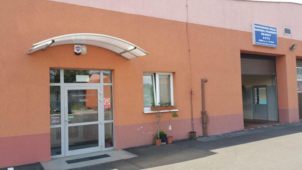Podstawowa Stacja Kontroli Pojazdów